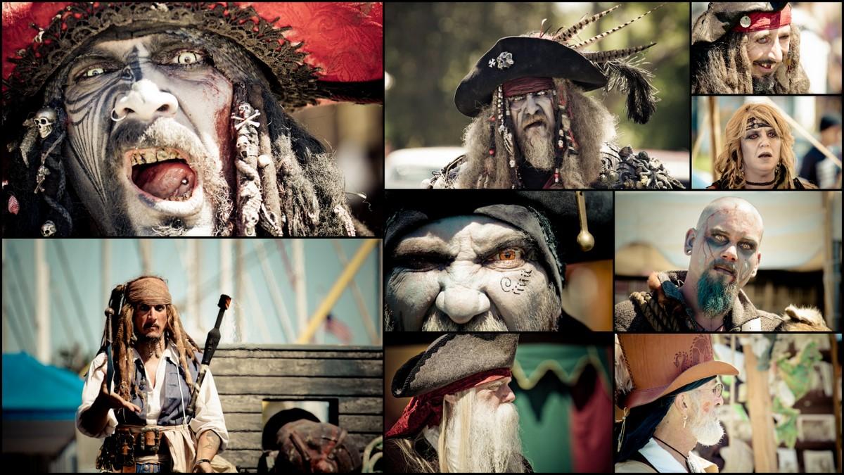 Pirate Festival Vallejo CA