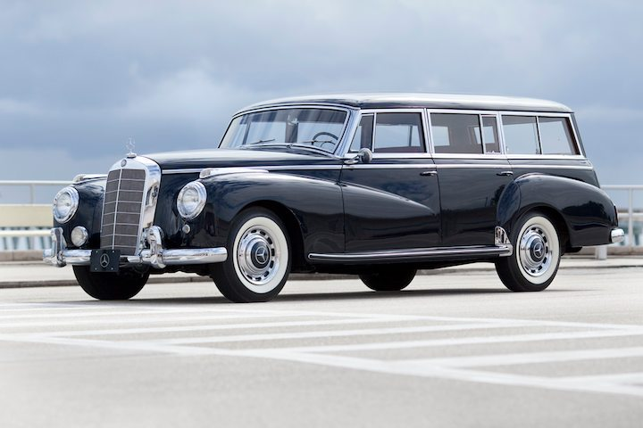 56 Benz wagon